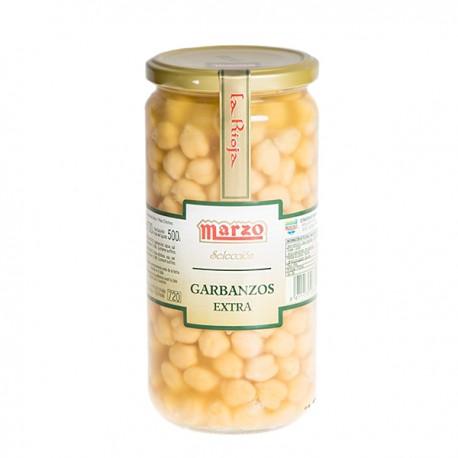 Garbanzos Extra
