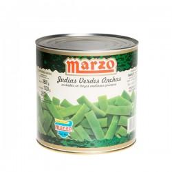 Judías verdes Anchas